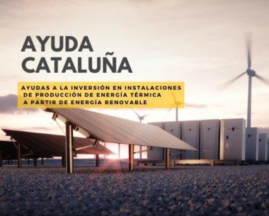 Energía Cataluña