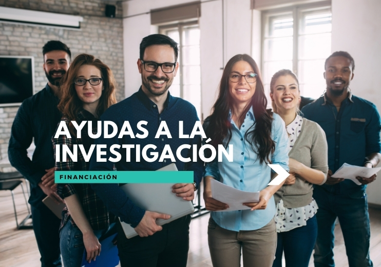 Ayudas España a la Investigación