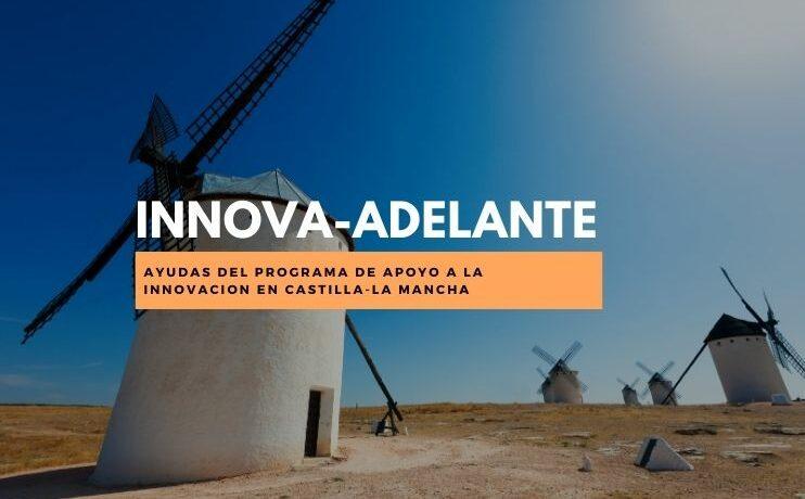 CASTILLA LA MANCHA AYUDAS INNOVACIÓN