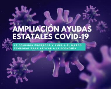AYUDAS COVID EMPRESAS