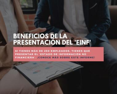 EINF beneficios
