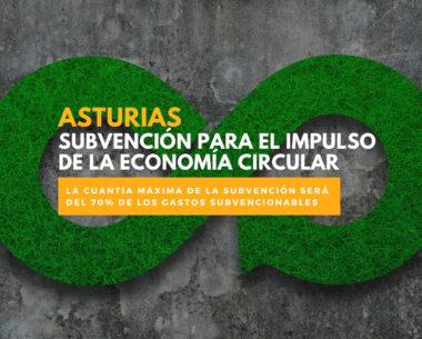 asturias economía circular ayuda