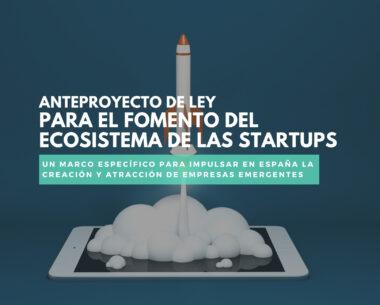 Ley Startups España