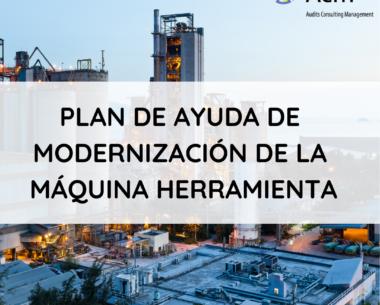 PLAN DE MODERNIZACIÓN DE LA MAQUINA HERRAMIENTA (1)